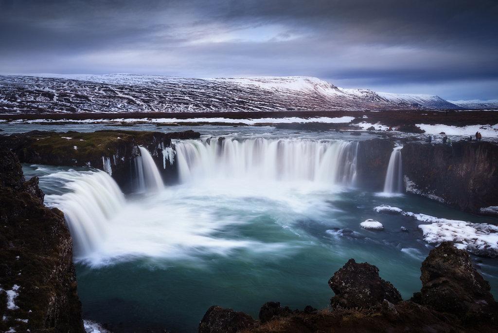 Icland - Goðafoss