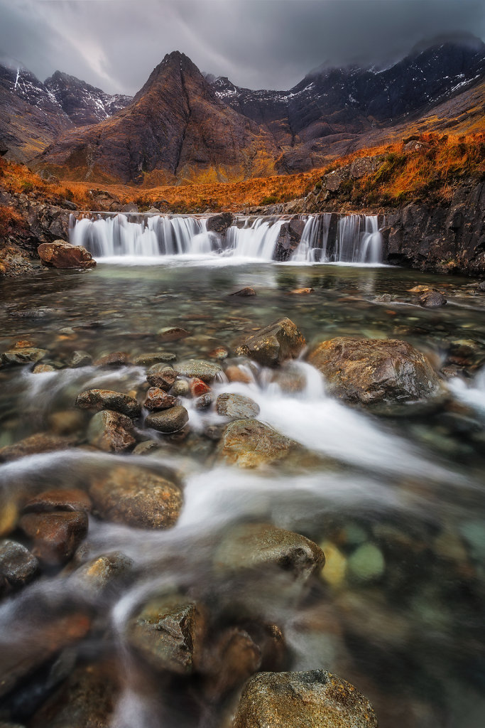 Scotland - Fairy pools