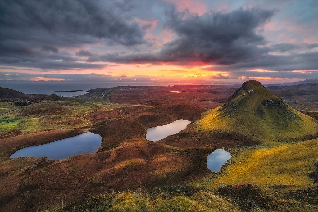 Scotland - Quairing