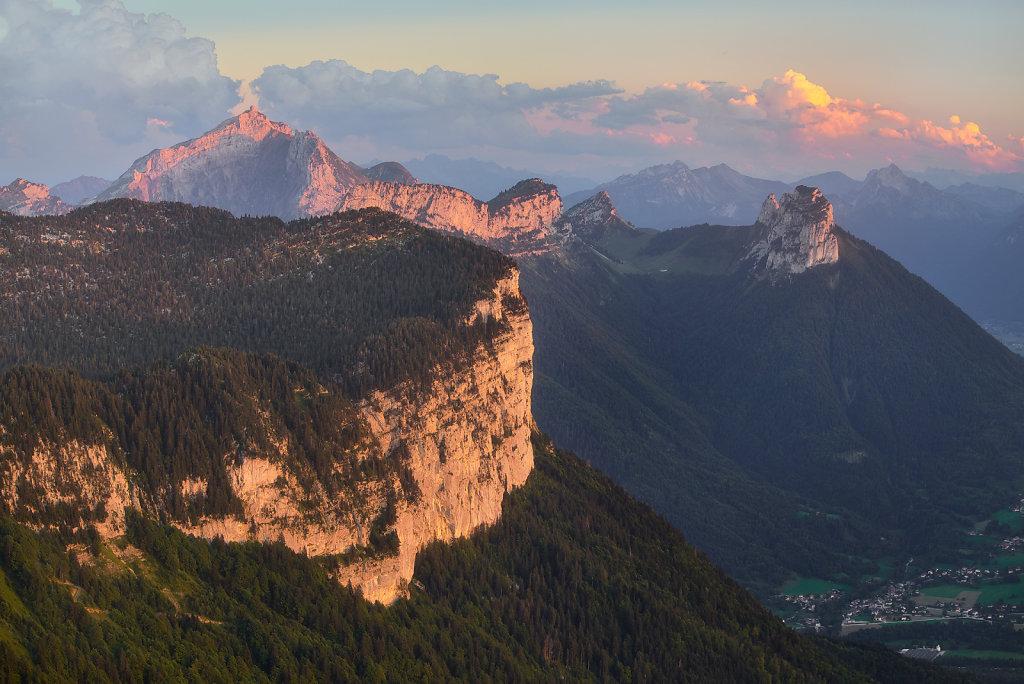 Alps - Le Parmelan